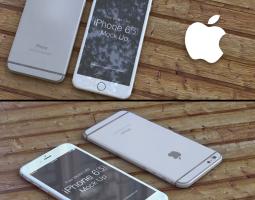 Iphone模型渲染