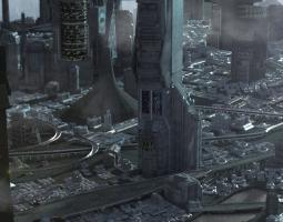 机械城市(略菜勿喷)