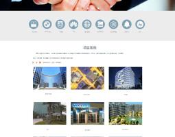美时Lamex--项目案例二级页面